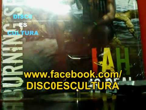 Burning Spear ♦ Step It (subtitulos español) Vinyl rip