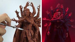 SCULPTING Doctor Strange | Avengers End Game - Dr. Garuda