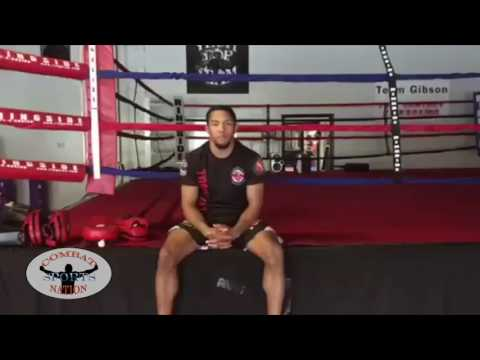 "Cage TItans FC 33 #FWC VLOG // Tony Gravely ""Expect to see more than a wrestler out of me"""