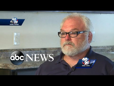 Local neighbor confronts Sutherland Springs gunman