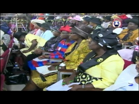 RCCG ANNUAL ELDERS' CONFERENCE 2018