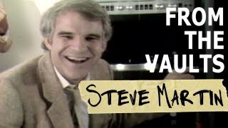 "Steve Martin ""A Wild and Crazy Guy"" Sales Promo from 1978 [From The Vaults]"
