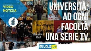 Università: una serie tv per ogni facoltà