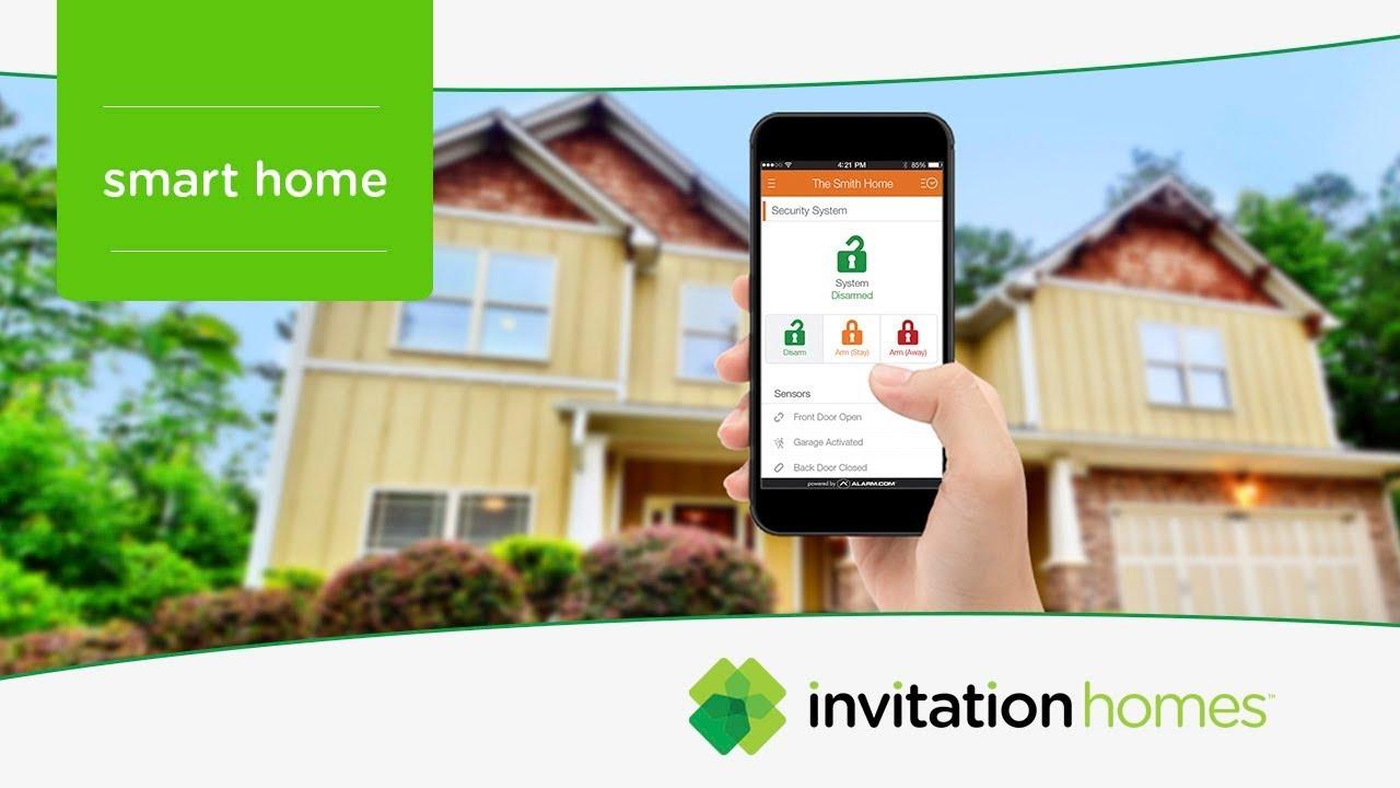 Smart home invitation homes youtube smart home invitation homes stopboris Gallery