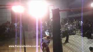 "Grappling Mary Caione VS mariana Muro ""EXPLOTA LOS TOLDOS II"" Fight Club"