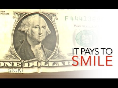 It Pays to Smile - Sick Science! #171