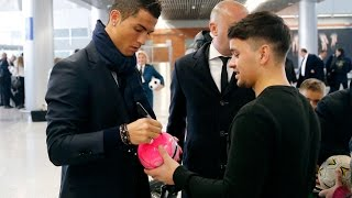 Customs officers also after CR7