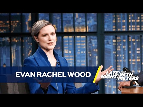 Evan Rachel Wood Calls Westworld the Acting Olympics
