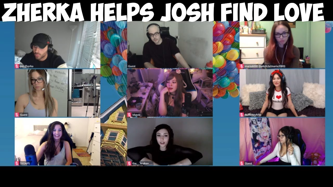 JonZherka help METHODJOSH GETTING A GIRLFRIEND!