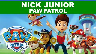 PAW Patrol Full Episodes of Various Nick Jr. Games - 1 Hour Walkthrough Gameplay - HD 1080p English