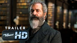 THE PROFESSOR AND THE MADMAN | Official HD Trailer (2019) | MEL GIBSON | Film Threat Trailers