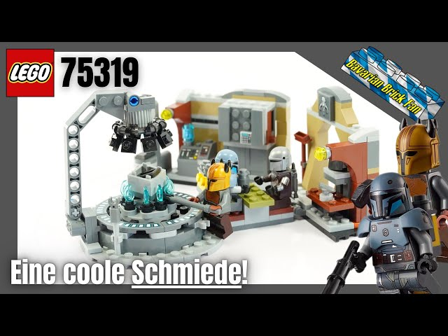 LEGO Star Wars 75319  - The Armorer´s Mandalorian Forge 2021! | Review+Unboxing