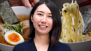 Rie's Favorite Ramen Recipes •Tasty
