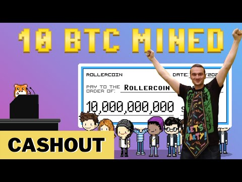 Rollercoin CASHOUT ! Step By Step Guide