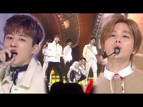 《EMOTIONAL》 IKON(아이콘) - LOVE SCENARIO(사랑을 했다) @인기가요 Inkigayo 20180204