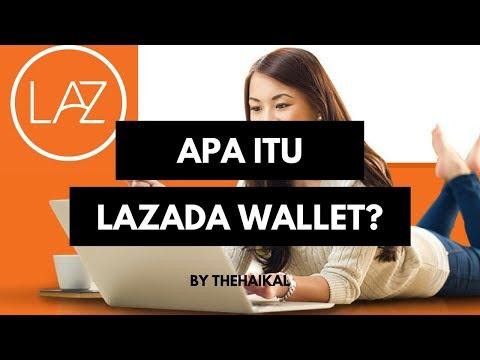 Cara Aktifkan dan Top Up Lazada Wallet