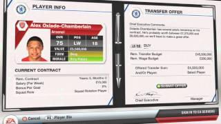FIFA 13 | Career Mode - Transfers