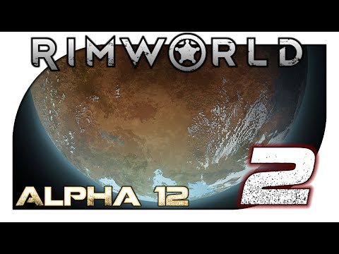 Rimworld:Dapperton (v0.12.914) - 2. Zombie Rescue!