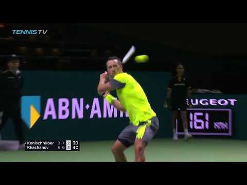 Funniest Moments & Fails from February: 2018 ATP Tennis Season