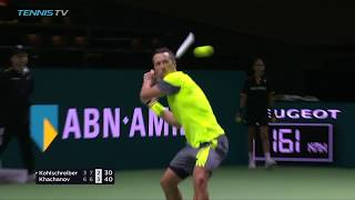 Funniest Moments & Fails from February: 2018 ATP Tennis Season