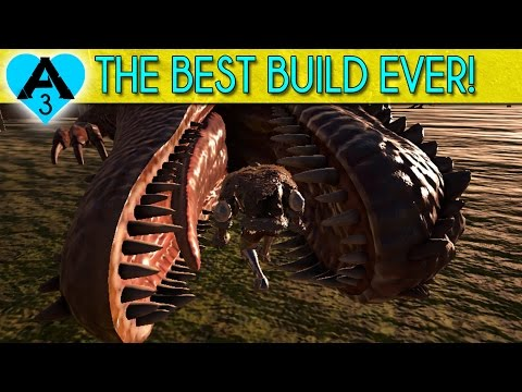 THIS IS KINDA AWESOME ACTUALLY | Ark Survival Evolved Modded
