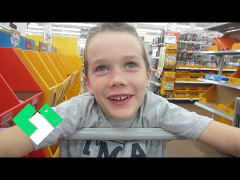 BACK TO SCHOOL SUPPLIES AND CLOTHING HAUL (8.4.13 - Day 492) | Clintus.tv