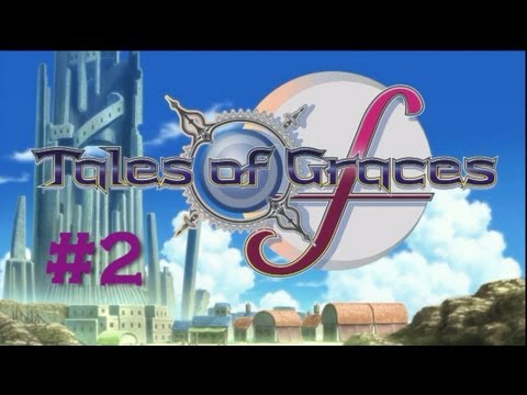 Tales of Graces f - Let's Play #2