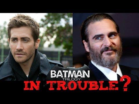 IS MATT REEVES BATMAN TRILOGY IN TROUBLE? JOAQUIN PHOENIX JOKER MOVIE  DCEU UNIVERSE  HOT TOPIC