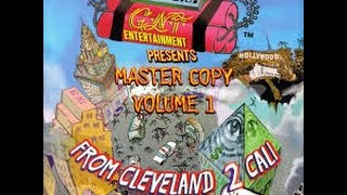 """Ms. Illegal - Mind Games (Master Copy Vol. 1 """"From Cleveland 2 Cali"""" Compilation)"""