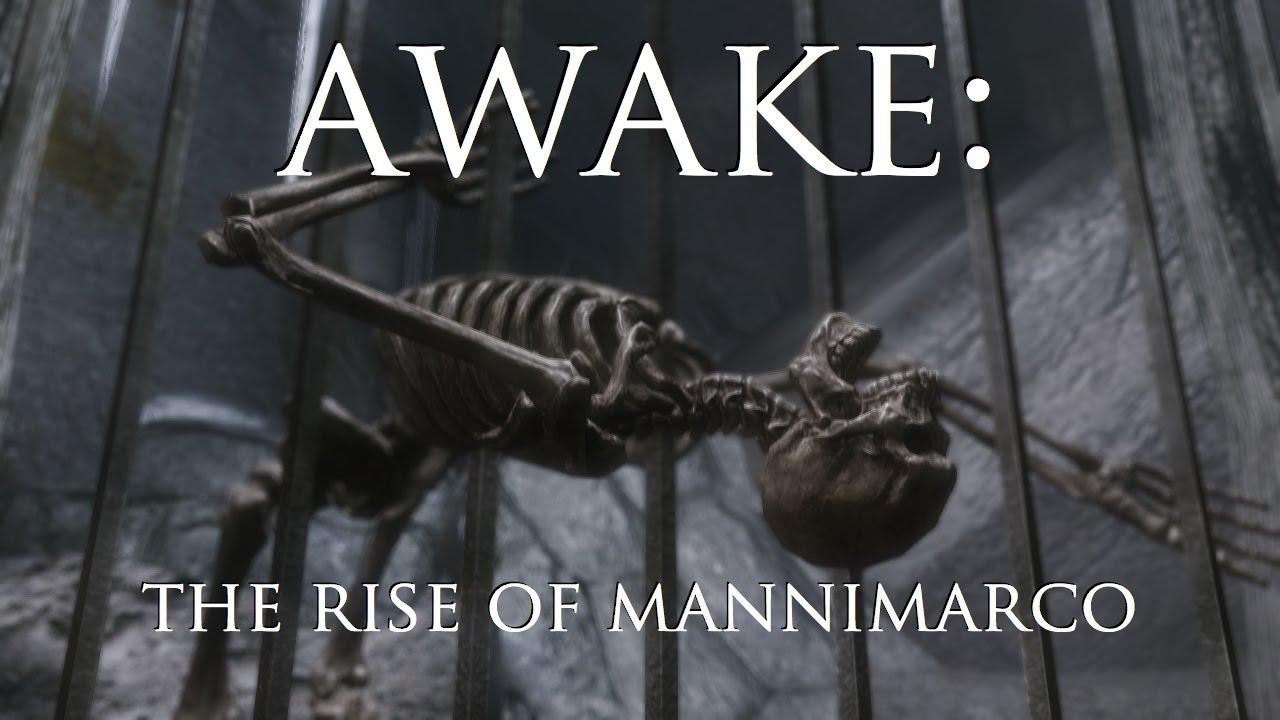 Awake the rise of mannimarco