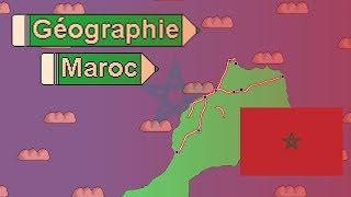 La géographie du Maroc