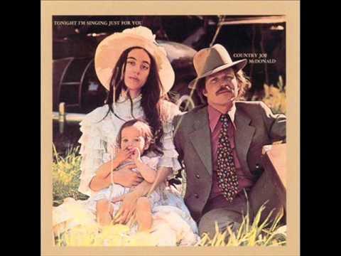 Country Joe Mc Donald - Friend, lover, Woman, Wife mp3