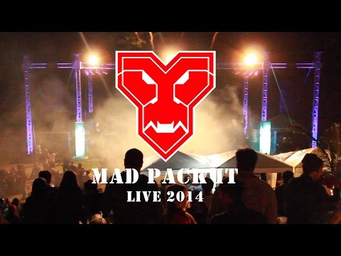 Mad Pack It LIVE KhunFangMusicFest 2014 (ขุนฝางมิวสิคเฟส อุตรดิตถ์)