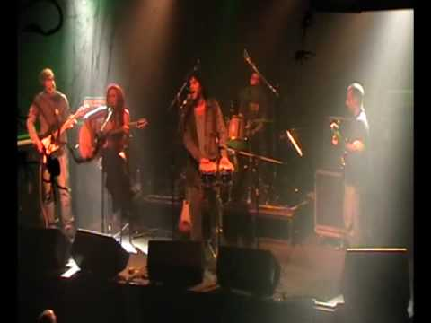 "הידי וסהרה   בארבי   ""SAHIDA PROJECT-Live!  ""Celtic Reggae"