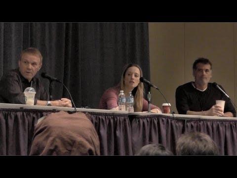 Winter Sac-Anime 2014 Halo Panel - Part 1
