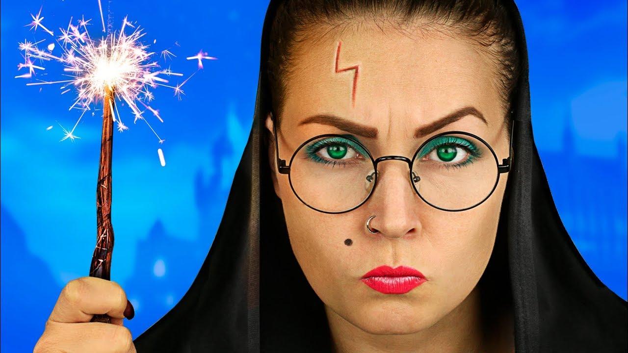 Канцелярия в стиле Гарри Поттера – 8 идей / 8 пранков и лайфхаков для школы