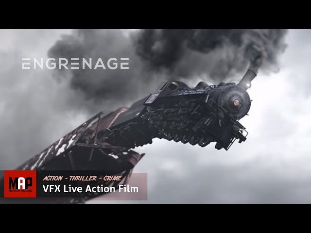 ENGRENAGE | CGI VFX Action Adrenaline Adventure (Short by ArtFx)