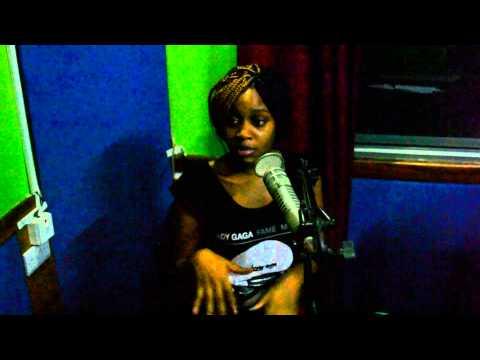JOKATE NDANI YA PILLOW TALK ON TIMES FM 100.5