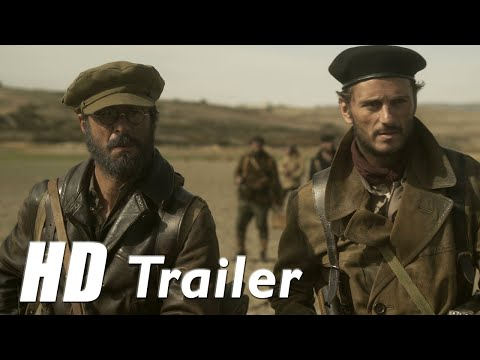 The (Silent) War (Deutscher Trailer) - Asier Etxeandía, Marian Álvarez, Hugo Silva