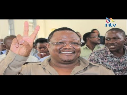 Shot Tanzania MP Tundu Lissu recuperating well in Nairobi