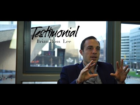 Brian Ross Lee⎢Testimonial⎢Why not 3? Work-Life Balance for Overachievers