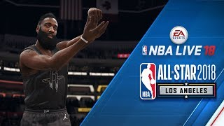 NBA LIVE 18 – Play with Exclusive NBA All-Star Teams and Gear
