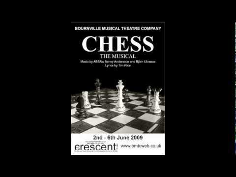 Anthem (from  ´Chess`) Karaoke version with lyrics