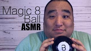 [ASMR] Magic 8 Ball   MattyTingles
