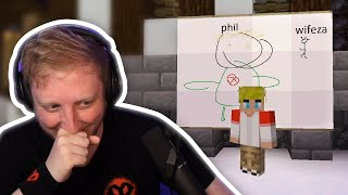 Tommy TELLS Philza He Is His COMFORT STREAMER With Wilbur's ENERGY! DREAM SMP