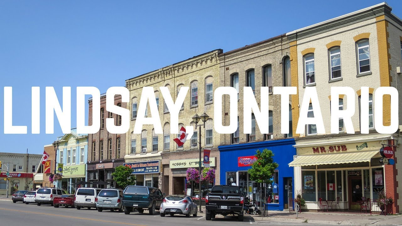 Lindsay ontario things to do
