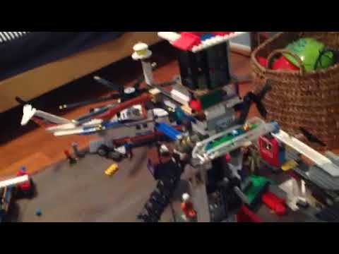 Download Oliver's Lego city video for mama