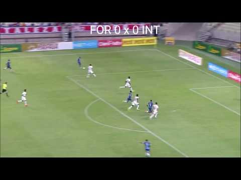 FORTALEZA 1 x 0 INTER - 22/09/2016 - COPA DO BRASIL