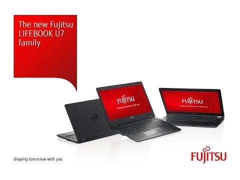 The new Fujitsu LIFEBOOK U7 family