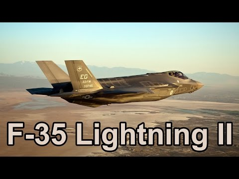 F-35 Lightning II - samolot stealth #gdziewojsko